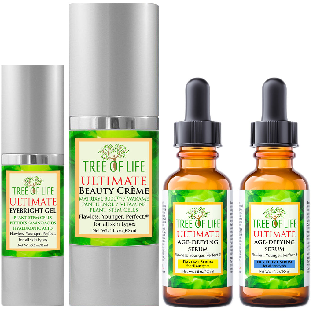 Tree of Life Beauty Ultimate Combo 4 -  Pack