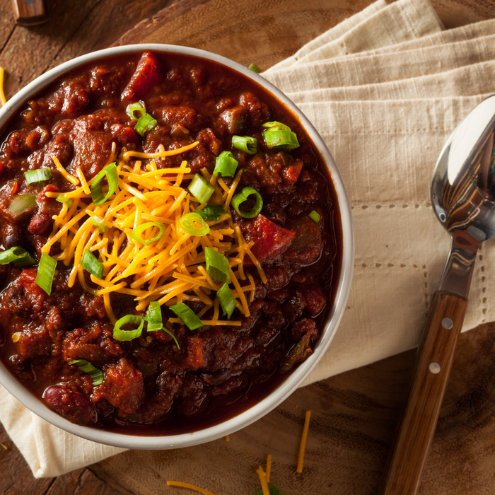 Lean and Clean Turkey Chili