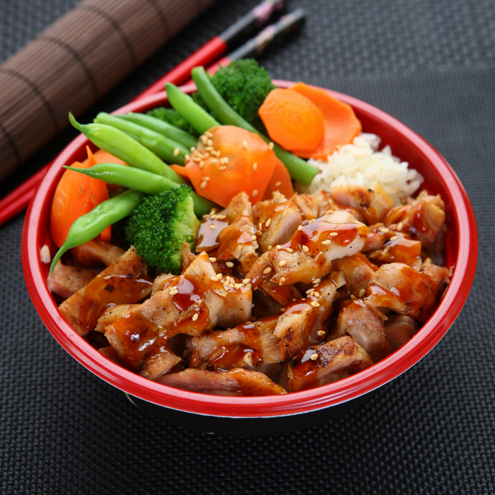 Thai Teriyaki Chicken