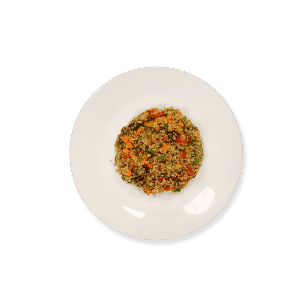 Low Carb Ancient Grain Salad