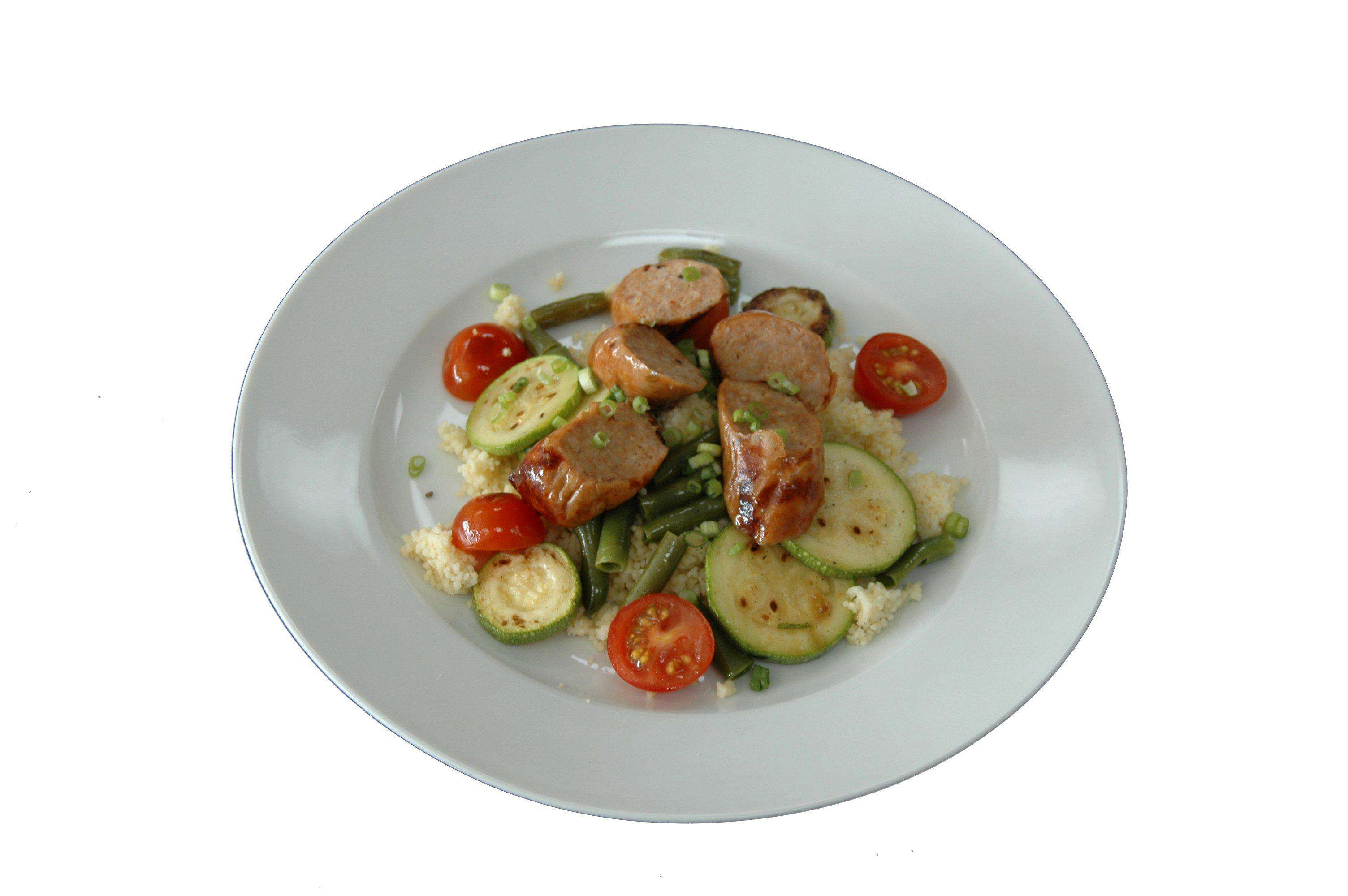 Turkey Sausage Low Carb