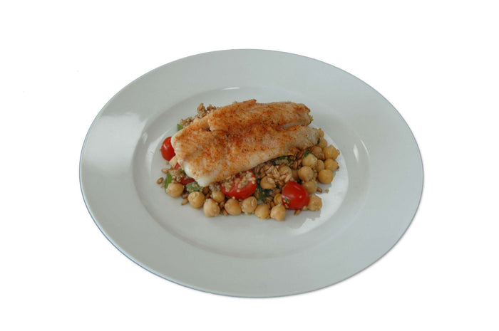 Cod and Quinoa Salad