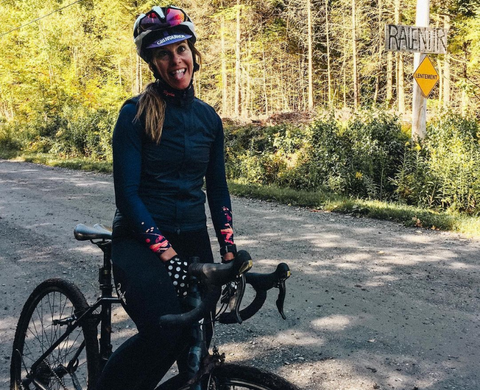 Naak Blog -planning your long cycling trip with Joannie Desroches
