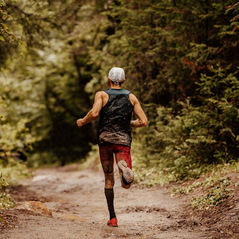 5 Tips for Running or Cycling in the Mud