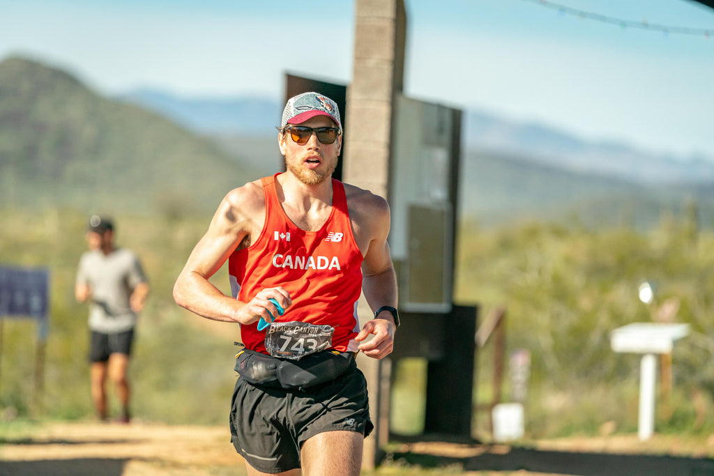 Elliot Cardin Näak athlete black canyon ultra