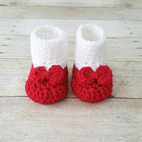 Crochet Baby Dorothy Wizard of Oz Ruby Red Slippers Shoes Booties Bow Toto Infant Newborn Baby Photography Photo Prop Baby Shower Gift