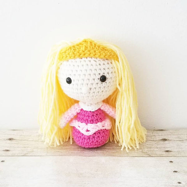 Crochet Disney Princess Baby Crib Mobile Nursery Decor Baby Wall Decor Room Decorations Baby Shower Gift - Red Lollipop Boutique