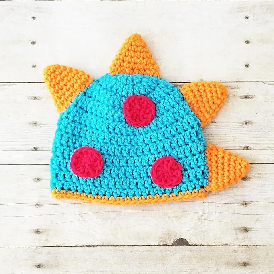 Crochet Baby Dinosaur Hat Beanie Infant Newborn Baby Toddler Child Adult Handmade Photography Photo Prop Baby Shower Gift - Red Lollipop Boutique