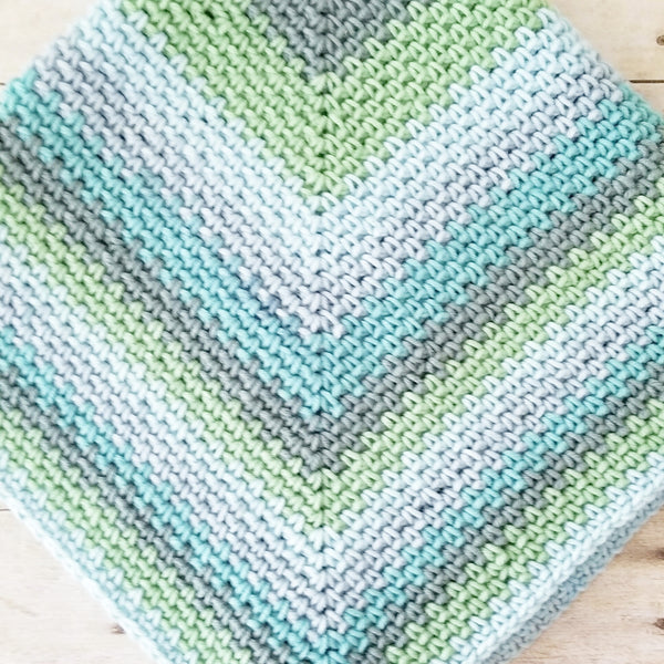 READY TO SHIP Crochet Baby Blanket Carseat Newborn Size