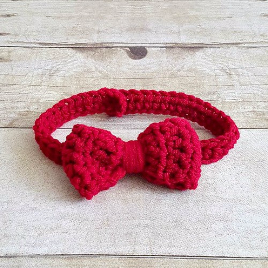 Crochet Baby Diaper Cover Bloomers Bow Tie Baby Boy Set Newborn Infant Photography Photo Prop Handmade Baby Shower Gift Boy Buttons - Red Lollipop Boutique