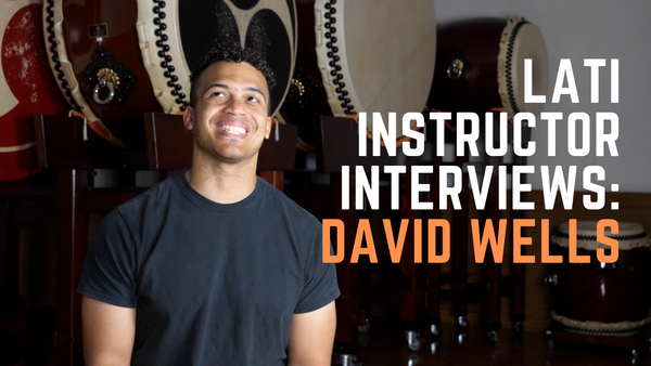 David Wells: Los Angeles Taiko Institute Instructor Interview
