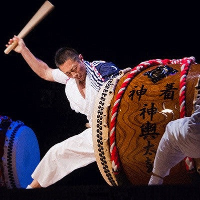Miyake Taiko Workshops with the Tsumura's: March 18 & 19 and Private lesson
