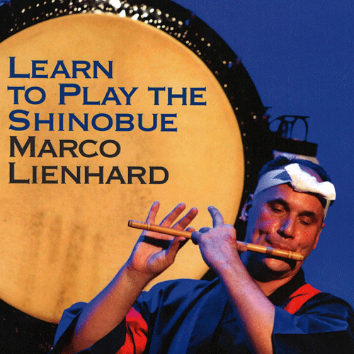 Learn To Play The Shinobue by Marco Lienhard