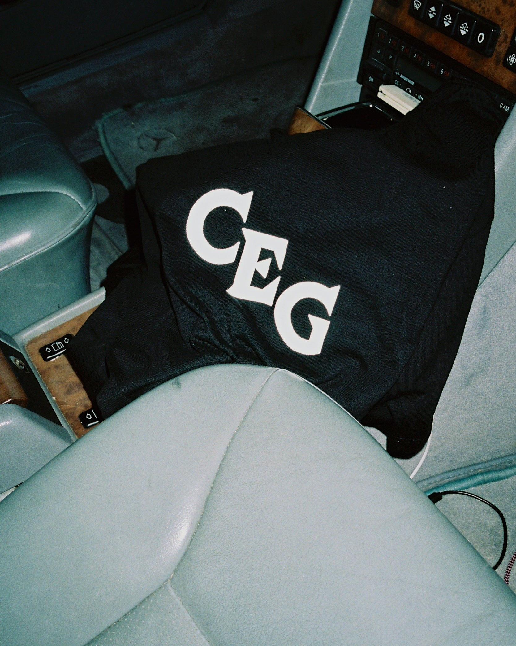 CEG Thing Logo Tee