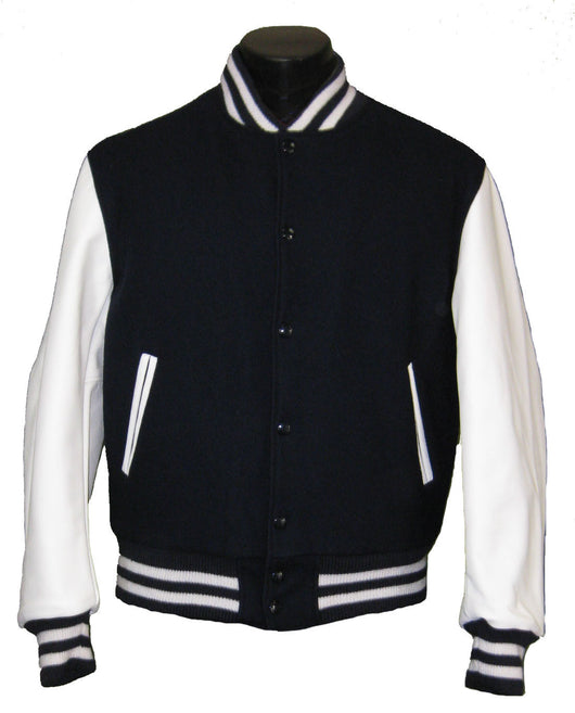 Varsity Jacket - Restocked Alerts Demo