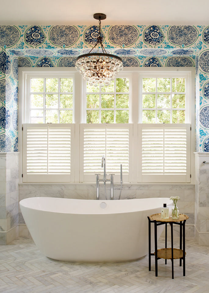 Alix Day master bathroom project