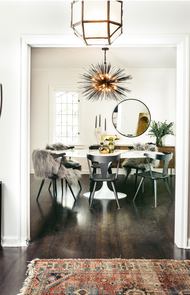 Dining Room designed by Haus Love Interiors