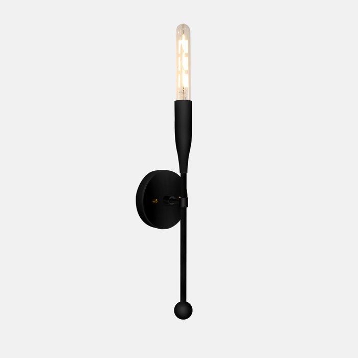 Sorenthia Sconce in Black Poppy