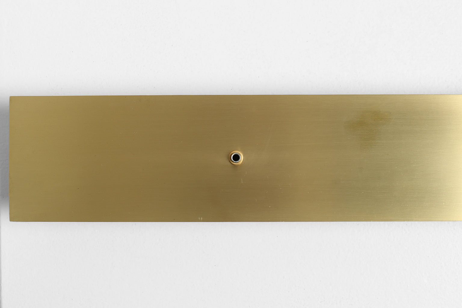 Sorenthia Double in Brushed Brass