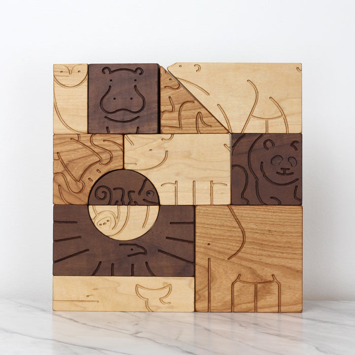 """Aminal"" Blocks"
