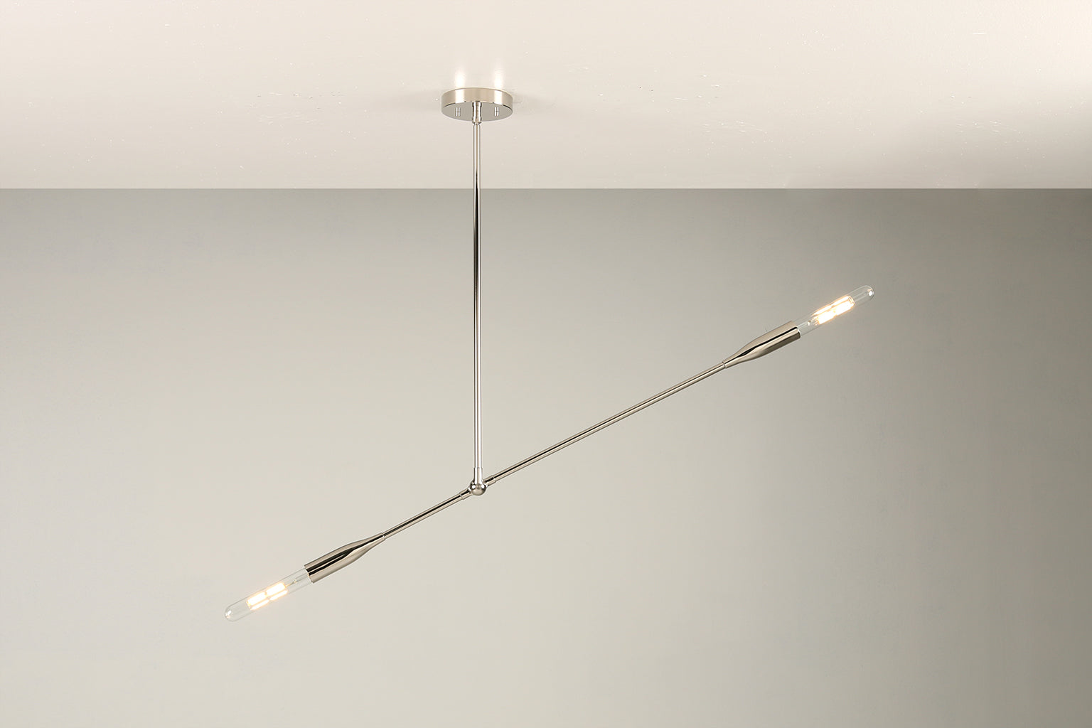 Sorenthia Light in Polished Nickel