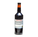 Black cherry shaved ice flavor concentrate quart