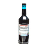 Blue raspberry shaved ice flavor concentrate quart