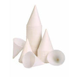 Paper Cone Cup (6 ounce) Sleeve of 200