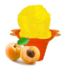 Apricot shaved ice flavor concentrate