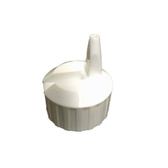 Cap with flip top for plastic longneck plastic bottles