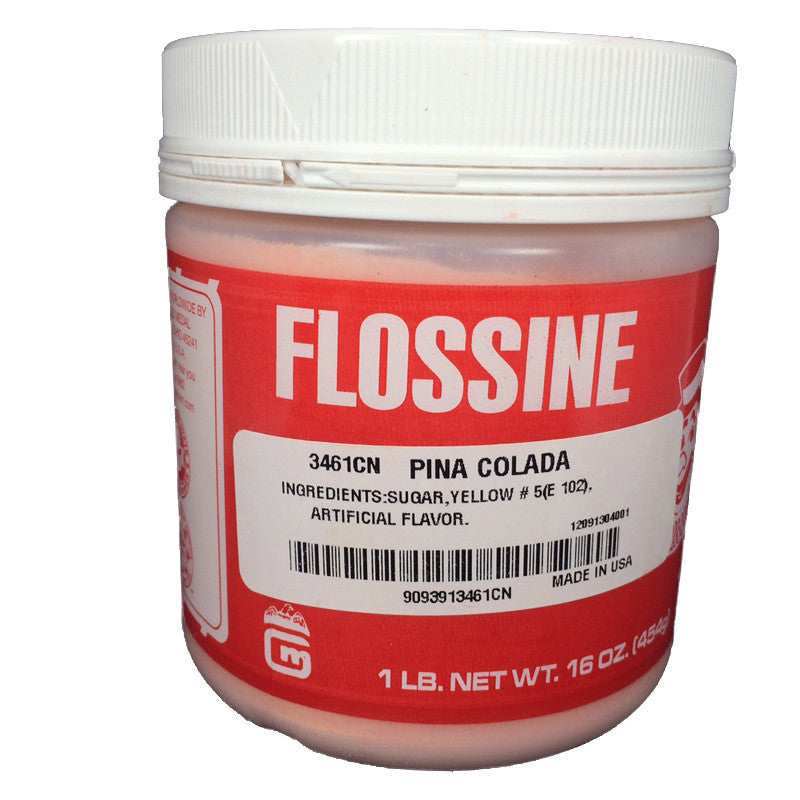 Cotton candy flossine pina colada Gold Medal 3461CN