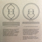 Cotton candy heater element part Gold Medal 20005 instructions