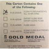 Gold Medal Products part 20005 heater element for cotton candy machines