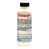 Daiquiri shaved ice snow cone flavor concentrate 4 ounce sample