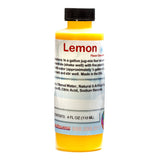 Lemon shaved ice snow cone flavor concentrate 4 ounce sample