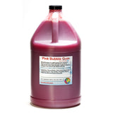 Pink bubble gum shave ice flavor concentrate gallon