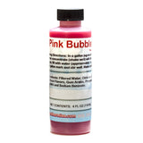 Pink bubble gum shaved ice snow cone flavor concentrate 4 ounce sample