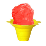 Shave ice pink cotton candy flavor concentrate
