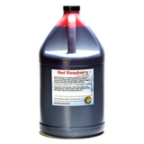 Red raspberry shave ice flavor concentrate gallon