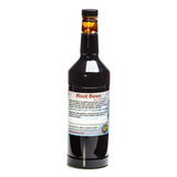 Root Beer shave ice syrup concentrate quart