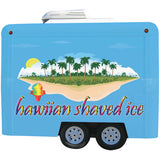 Shaved Ice Trailer Business Package