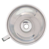 Inside without Strainer Stainless Steel Funnel with Strainer Update International FSV-5S