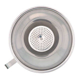 Inside Stainless Steel Funnel with Strainer Update International FSV-5S