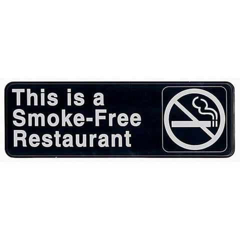Sign-No Smoking