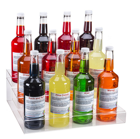 Bottle Speed Rack (12 Bottles)