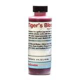 Tigers blood shaved ice syrup flavor concentrate 4 ounce