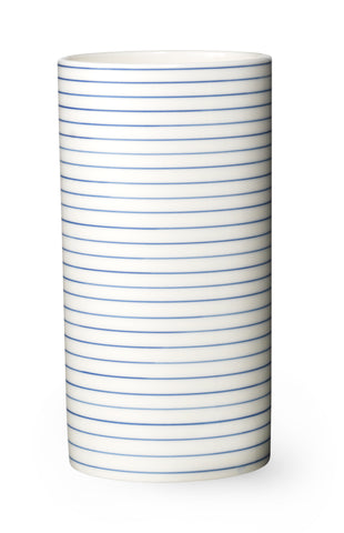 Porcelain Stripe Vase - XL