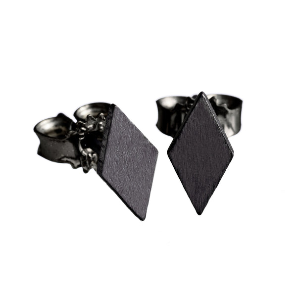 Jewelry - Diamond Shaped Ear Studs