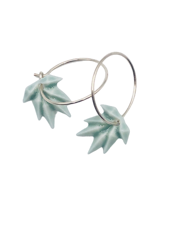 Jewelry - Porcelain Earrings Little Edge