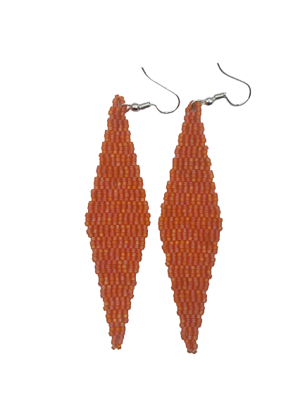 Delica Beads Earrings